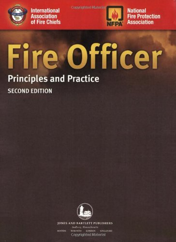 Fire Officer: Principles and Practice, Second Edition