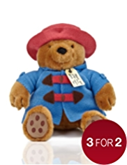 Paddington Bear Soft Toy