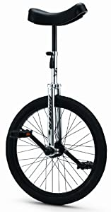 Torker Unistar CX 20 Inch, Chrome/Black