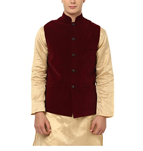 Yepme Men's Blended Nehru Jackets – YPMNJKT0074-$P
