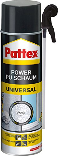 pattex 1295865 power pu schaum 500 ml. Black Bedroom Furniture Sets. Home Design Ideas