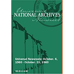 Universal Newsreels Vol. 33 Release 81-88 (1960)