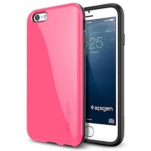iPhone 6 ケース, Spigen® [ 衝撃吸収+グリップ感 ] Apple iPhone 4.7 (2014) カペラ The New iPhone アイフォン6 (国内正規品) (アザレア・ピンク SGP11183)