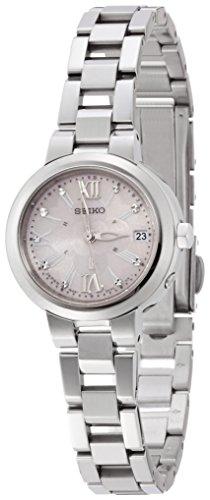 [ルキア]LUKIA 腕時計 ソーラー電波修正 サファイアガラス  スーパークリア コーティング  日常生活用強化防水(10気圧) SSVW067 レディース
