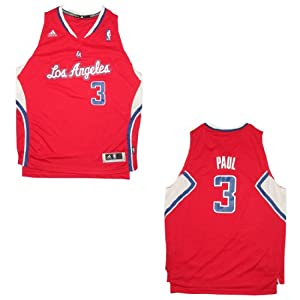 NBA LOS ANGELES CLIPPERS PAUL #3 Youth Pro Quality Athletic Jersey Top with... by NBA