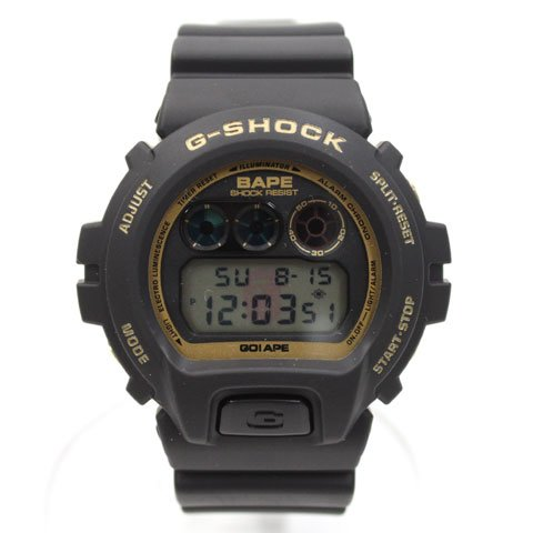 Size [free] A BATHING APE (A Bathing Ape) CASIO 08SS G-SHOCK DW-...