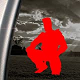 Tekken 6 Red Decal Paul Phoenix PS3 Xbox 360 Car Red Sticker