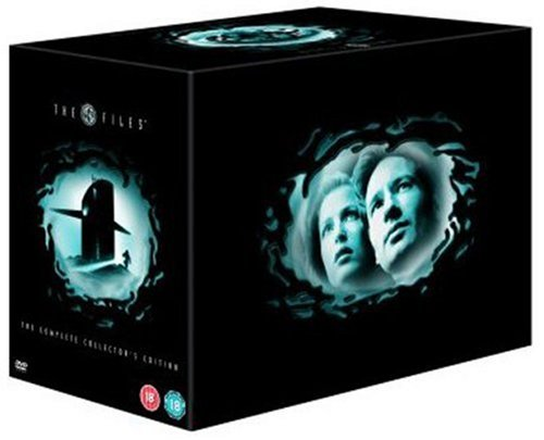 The X Files - The Complete Collector's Edition [DVD]