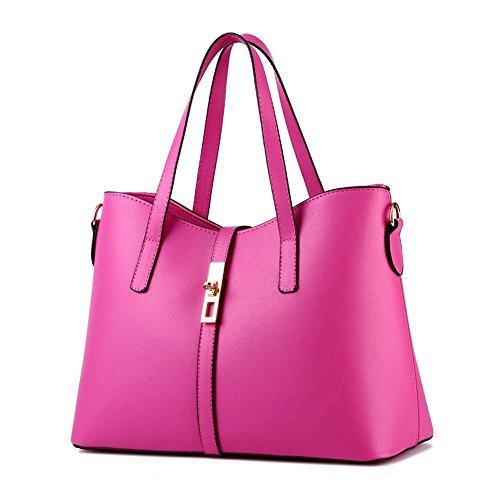koson-man-damen-pu-leder-sling-reissverschluss-dekorieren-vintage-tote-taschen-top-griff-handtasche-