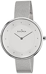 Skagen Analog Silver Dial Womens Watch - SKW2140I