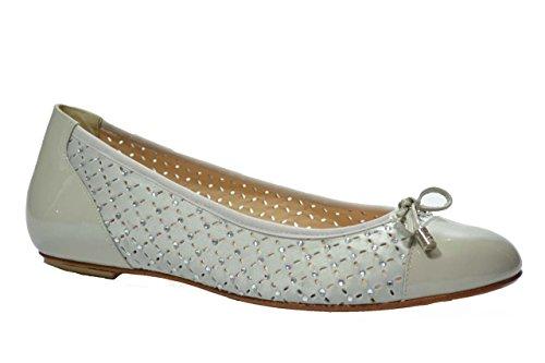 Melluso Ballerine scarpe donna avorio N415 37