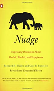 "Cover of ""Nudge: Improving Decisions Abou..."