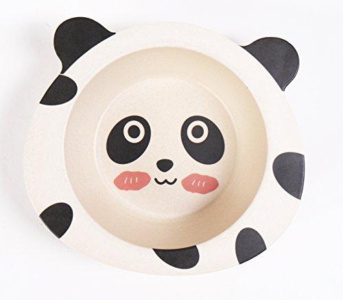 baybino kinder geschirr set bio bambus kindergeschirr. Black Bedroom Furniture Sets. Home Design Ideas