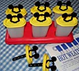 Tupperware Mickey Mouse Ice Tups Set