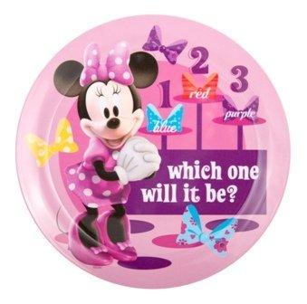 Minnie Mouse 8 Round Melamine Plate