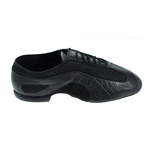 Bloch 485L Nero Slipstream Jazz Scarpe 37 EU 4 UK 7 US