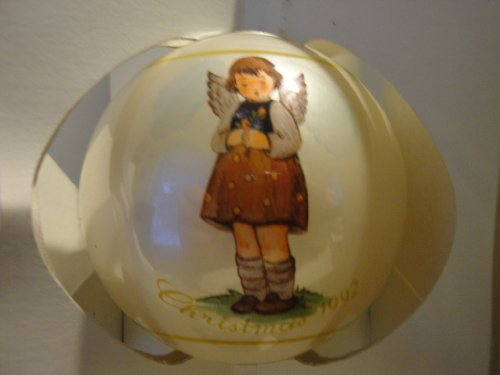 "Hummel Holiday Ornament ""Sweet Blessings"" 1992"