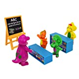 Barney & Friends Classroom Playset