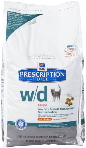 Hill's Prescription Diet W/d Feline (Dry)