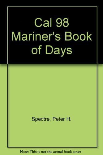 Cal 98 Mariner's Book of Days