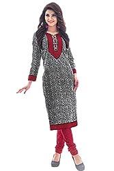 Gugaliya Women's Unstiched Superior Cotton FASHION SALWAR,KAMEEZ & DUPATTA Suit ( P526)