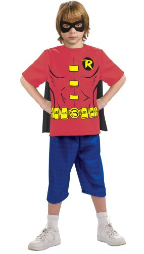 Rubie's Costume Co - Robin Child Costume Kit