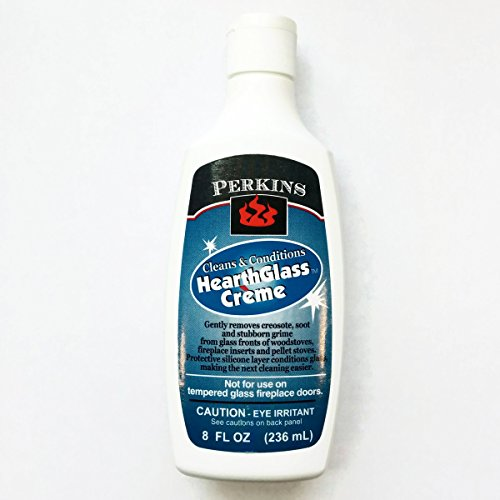 Perkins Hearth and Grill Conditioning Glass Cleaner, 8 Fluid Ounces (Wood Stove Propane compare prices)