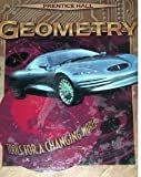 Geometry: Tools for a Changing World (0134167856) by Bass