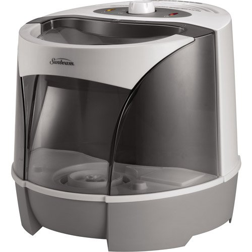 Sunbeam Swm6000 Warm Mist Filter Free Humidifier With