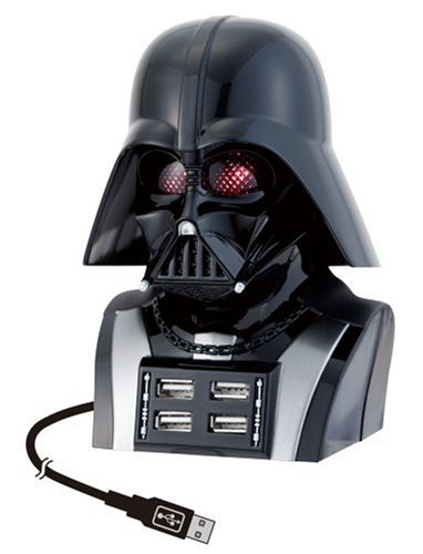 Star Wars Darth Vader USB HUB (4-Port)