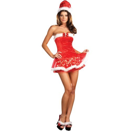 Holiday De-Light Costume