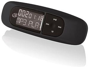 GPX, Inc.  Digital Audio MP3/WMA Player with 4 GB Installed Flash Memory - Black