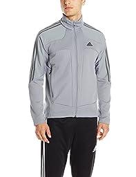 adidas outdoor Men\'s Terrex Swift Fleece Jacket, Large, Tech Grey