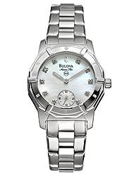 Bulova Bracelet Women's Quartz Watch 96P001