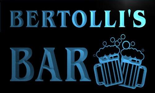 w146076-b-bertolli-name-home-bar-pub-beer-mugs-cheers-neon-light-sign