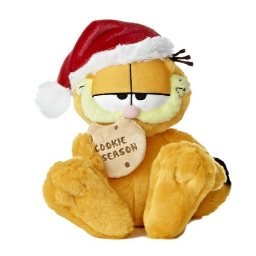 "Aurora World Garfield Cookie Season 10"" Plush"