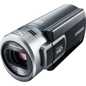 Samsung HMX-QF20 Flash Memory HD Digital Video Camcorder - Black