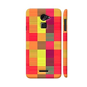 Colorpur Colorful Square Blocks Artwork On Coolpad Note 3 Lite Cover (Designer Mobile Back Case) | Artist: Sangeetha