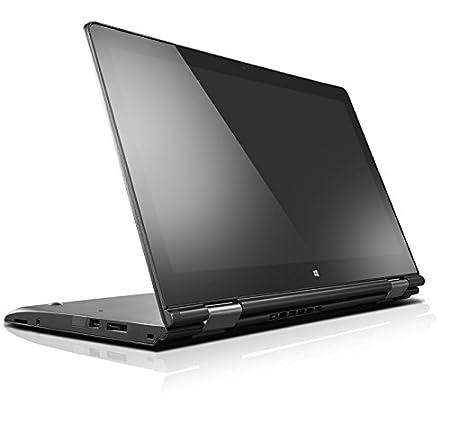 """Lenovo 20DQ Ultrabook Tactile 15,6"""" (39,6 cm) Noir (Intel Core i5, 8 Go de RAM, 256 Go, Intel HD Graphics 5500, Windows 8.1 Pro)"""