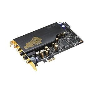 ASUS 90-YAA0C0-0UAN00Z - Asus Xonar Essence STX 124 dB SNR / Headphone Amp card for Audiophiles - 90-YAA0C0-0UAN00Z