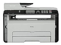 Ricoh SP212SNw (MonoLaser, Network, Wireless) Print, Scan, Copy