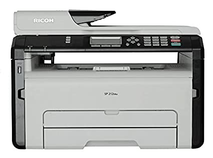 Ricoh SP212SNw Wireless Printer