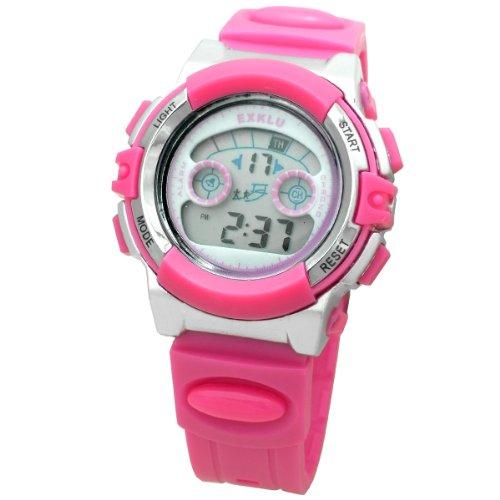 [Elite] ELITE ELITE EXKLU digital watch pink 6116-4PK