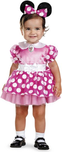 clubhouse minnie mouse infant costume