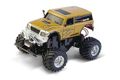 Mini Hummer Cross Country Electric Rc Remote Control Car Suvs 1:58 Rt@222Ch01H