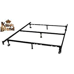 King's Brand Adjustable Metal Bed Frame Review
