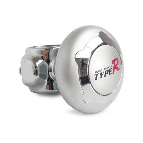 TYPE-R Car Truck Boat Vehicle Steering Wheel Spinner Knob Power Handle