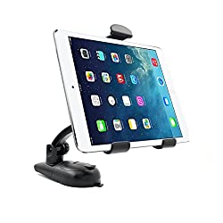 Life-Tech Car / Desk Table Suction Mount Stand Holder For Samsung Galaxy Tab S2 8.0 / 9.7 Tablet
