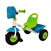 Kiddi-o Air Tire Swift Tricycle with Push Bar