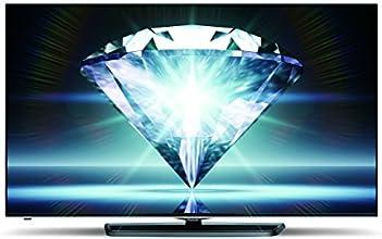 Hisense LTDN55K681 138 cm (55 Zoll) Fernseher (Ultra HD, 2x Triple Tuner, 3D, Smart TV)